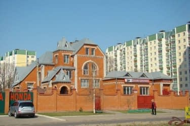 г.Воронеж-ул.Шишкова-год-постройки-1995